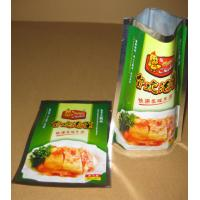 Compound Aluminium Foil Bag Stand Up Pouches For Pickles / Instant Food Manufactures
