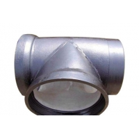High Pressure Pipe Ductile Iron Reducing Tee Manufactures