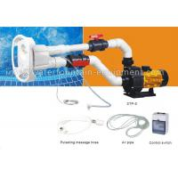 IP55 High Efficiency Pool Pump , Variable Speed Pool Pump With Control Switch Manufactures