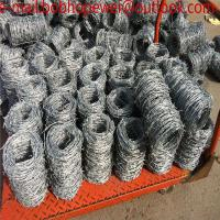 China buy barbed wire online/barbed wire fence price philippines/blade wire fencing/barbed wire length per roll on sale
