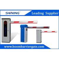 Buy cheap DC Motor Entrance Automatic Barrier Gate Car Parking Lot System 50HZ 60 Watt from wholesalers