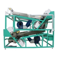 Quality Belt Type Color Sorter for Dehydrated Vegetables for sale
