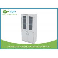 Durable Laboratory Flammable Storage Locker For Hospital Document / Files Manufactures