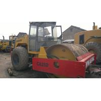 Year 2006 Heavy Equipment Smooth Drum Roller Dynapac CA25D For Road Construction Manufactures