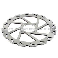 Quality Silver Stainless Steel Rear Disc Brakes With Durable And Reliable for sale