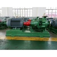 Stainless Steel Centrifugal Transfer Pump Chemical Engineering Using Manufactures