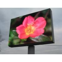 DIP346 Fixed Square Outdoor Full Color LED Display Signs P10 1R1G1B For Events Manufactures
