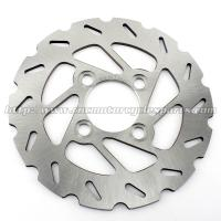 Road Quad Bike Parts Front Brake Disc Replacement For Yamaha Yfm 400 Manufactures