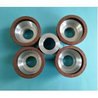Small Diameter Resin Bonded Diamond Grinding Wheels Bowl Shape 50*20*20*5*5 Manufactures
