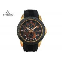 Premium Large Dial Mens Watches , Formal Vintage Luxury Watches For Work Manufactures