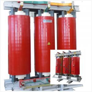 Dry Type Distribution Transformer HV Test 6.6 KV - 3150kVA Step Up Manufactures