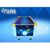 Fireproof Wood And Acrylic Material Air Hockey Arcade Machine Medium Size Manufactures