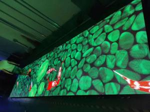 P3.91 Interactive Led Floor Screen Manufactures