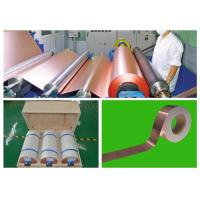 Double Matt 8 MicThin Copper Foil For Mobile Phone Lithium Battery Manufactures