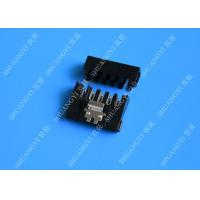 DIP SATA 15 Pin Male Connector Light Weight With Phosphor Bronze Contact Manufactures
