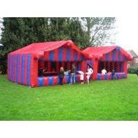 Large Advertising Inflatable Cube Tent , Outdoor Inflatable Marquee For Party Manufactures