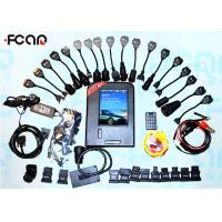 Quality Universal Diagnostic Scanner for Vehicles Gasoline Cars and Heavy Duty Trucks for sale