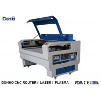 Movable CO2 Laser Engraving Machine , Laser Wood Cutting Machine Water Cooling Manufactures