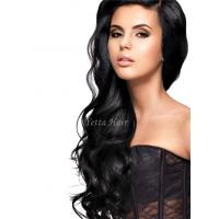 Body Wave 100% Brazilian Virgin Hair Weft With 100g  Natural Black Manufactures