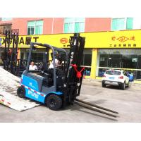China Electric Counterbalance Battery Powered Forklift With 4.5 M Lifting High on sale