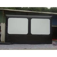 0.55mm PVC tarpaulin Portable Inflatable Movie Screen Outdoor theater Manufactures