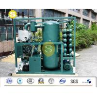 High Efficiency Two Stage Transformer Oil Purifier Waste Oil Purification Machine Manufactures