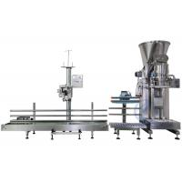 10kg To 50kg Auger Powder Filling Machine High Speed With Weight Sensor Manufactures