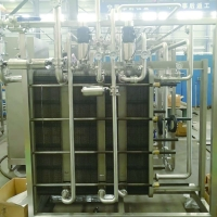 Buy cheap Hot water system and imported hot water pump electric milk pasteurizer from wholesalers