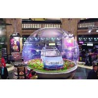 Commercial PVC Inflatable Bubble Tent / House / Room For Family Camping Manufactures