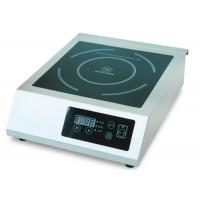 340*455*120mm Countertop Induction Cooker / Commercial Kitchen Equipment Manufactures