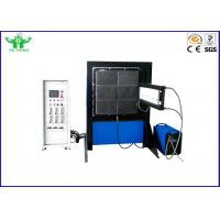 Buy cheap BS476 Part 7 Surface Flame Spread Testing Equipment for Building Material Fire from wholesalers