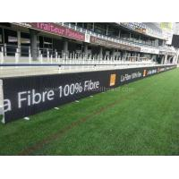 Fast Maintenance P10 Sport LED Video Wall , Football Stadium Advertising Boards Manufactures
