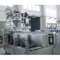 Adjusting Piston Automatic Rinsing Filling And Capping Machine For Beverage Bottle
