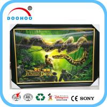 Competitive Advantage PET 3D Lenticular Poster UV Printing CMYK / Pantone Color Manufactures