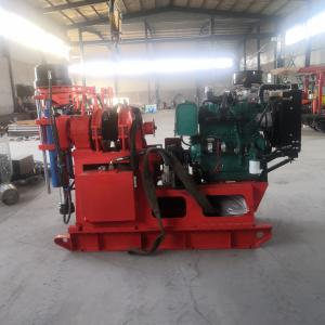 Popular Water Well Drilling Rig XY-2B For Water Wells / Soil Investigation Manufactures