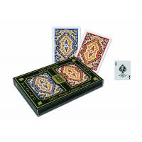 100% Plastic KEM Paisely Marked Playing Cards Tricks Jumbo Index / Regular Index Manufactures