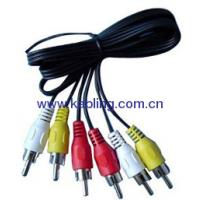RCA Cable 3 RCA Male To 3 RCA Male