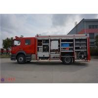 Manual Gearbox Emergency Rescue Vehicle Manufactures