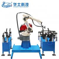 Industrial Tig Mig Spot Welding Robots 0.05mm Repeated Positioning Accuracy For Auto Parts Manufactures