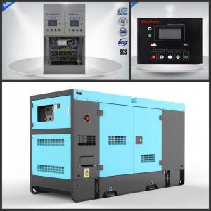 Deepsea Controller 200 - 500kw  3 Phase Generator Portable Diesel Generators Manufactures