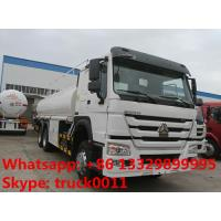 Sinotruck Howo 6x4 oill truck 20,000 litres to 25,000 litres oil tanker truck , Factory direct sale HOWO brand heavy dut Manufactures