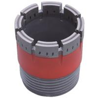 B76 Diamond Core Bit /  Impregnated Core Drill Bits 61.57 ~ 61.82mm Manufactures