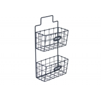 20cm Length 11cm Width Wall Mounted Steel Shelves Manufactures