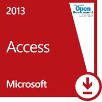 Buy cheap Easy - To - Use Microsoft Access 2013 License Open Government Program from wholesalers