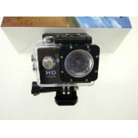 Gopro Style WiFi Action Video Cameras 30M Waterproof DV Car Dvr Diving Camera Sports 1.5inch LCD 1080P  W8 Manufactures