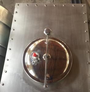 WLDH - 1000L Industrial Powder Mixer Horizontal Type Paddle Mixer For Viscous Powder