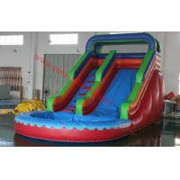 children inflatable pool with slide  inflatable pool slide jumbo water slide inflatable Manufactures