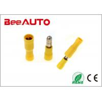 Quality Fully Female & Male Crimp Terminal Connector , Heat Shrink Resistan Electrical for sale