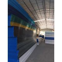 Quality SGS Approved 6mm Polycarbonate Panels , Lexan Polycarbonate Sheet UV Protection for sale