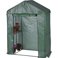 Strong frame greenhouse cover PVC cover HX54026-E Manufactures